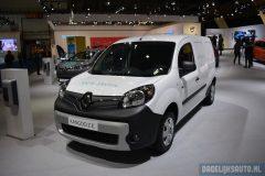 Renault Kangoo Z.E. 2017 (Autosalon Brussel 2017) (1)