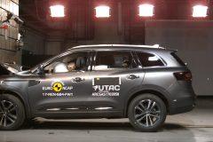 Renault Koleos 2017 (Euro NCAP)