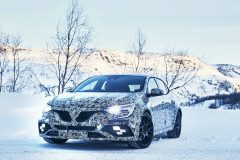 Renault Mégane R.S. 2017 (teaser)