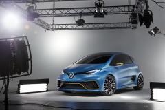 Renault ZOE e-Sport Concept 2017 (1)