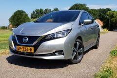 Nissan Leaf 2018 1