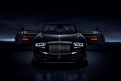 Rolls-Royce Dawn Black Badge 2017