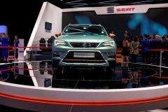 Seat Ateca X-Perience 2017 (Autosalon van Parijs) (1)
