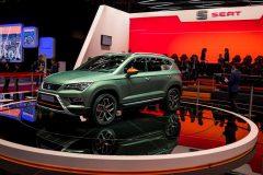 Seat Ateca X-Perience 2017 (Autosalon van Parijs) (4)