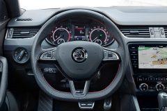 Skoda Octavia Combi RS 245 2017