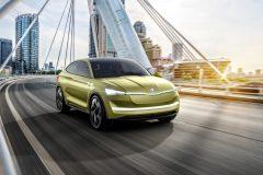 Škoda Vision E Concept 2017 (1)