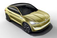 Škoda Vision E Concept 2017 (5)