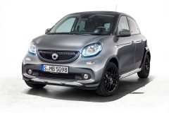 smart forfour crosstown edition 2017 (1)