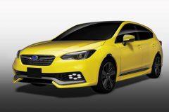 Subaru Impreza Future Sport Concept 2017