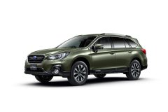 Subaru Outback Limited Smart Edition 2017