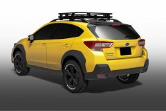 Subaru XV Fun Adventure Concept 2017