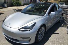 Tesla Model 3 2018 (gelekt) (4)