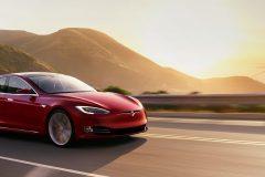 Tesla Model S 2016 (2)