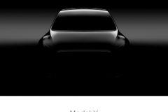 Tesla Model Y 2019 (teaser)