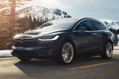 Tesla Model X 2017