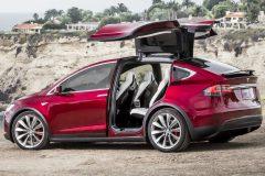 Tesla Model X 2016 (9)