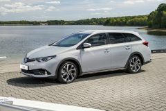 Toyota Auris Touring Sports Freestyle 2017