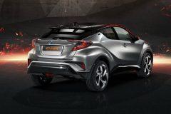 Toyota C-HR Hy-Power Concept 2017