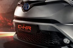 Toyota C-HR Hy-Power 2017