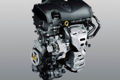 Toyota 1.5 liter VVT-iE benzinemotor 2017
