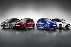 Toyota Yaris Bi-Tone 2017 (1)