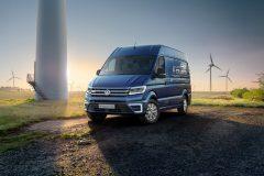 Volkswagen e-Crafter Concept 2017 (1)
