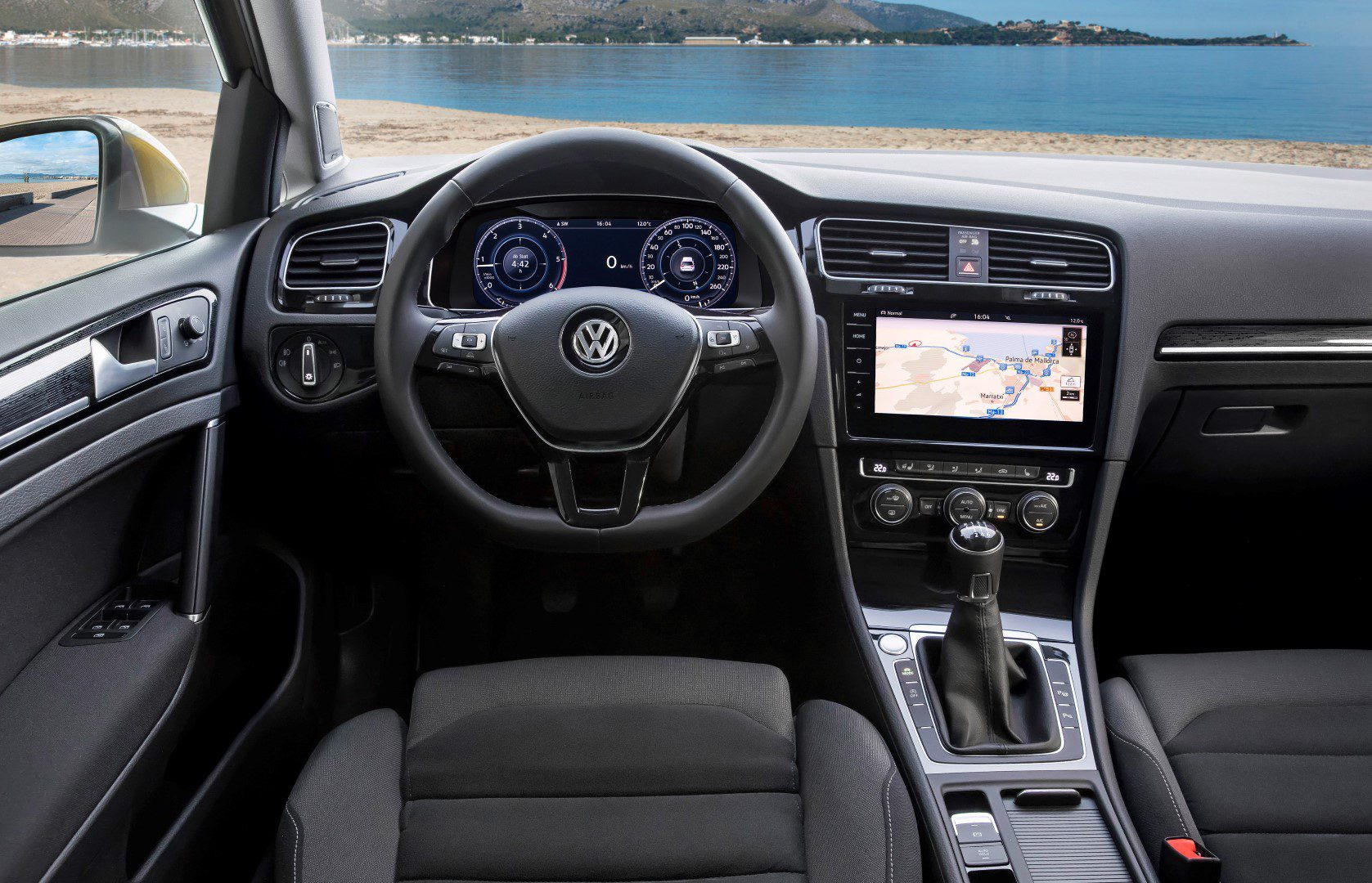 volkswagen golf nu leverbaar als business en business r. Black Bedroom Furniture Sets. Home Design Ideas