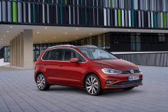 Volkswagen Golf Sportsvan 2017