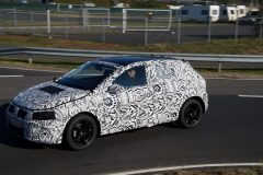 Volkswagen Polo 2017 (spionage) (3)