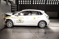 Volkswagen Polo 2017 Euro NCAP (2)
