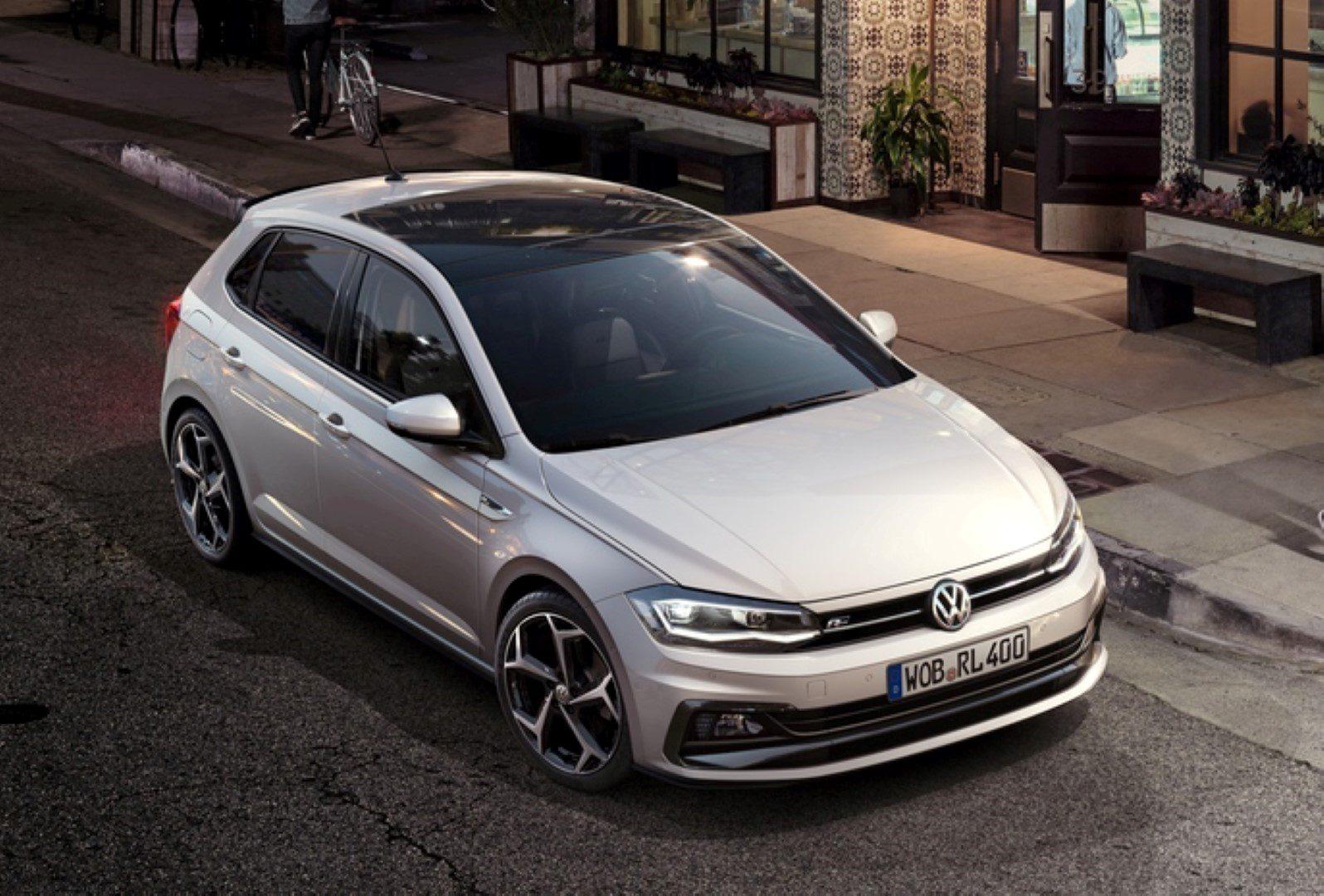 Volkswagen Polo Met Sportieve R Line Styling
