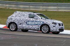 Volkswagen T-Roc 2018 (spionage) (1)
