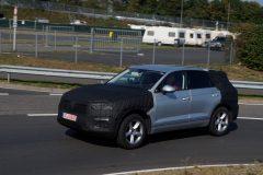 Volkswagen Touareg 2017 (spionage) (2)