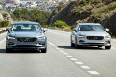 Volvo S90 en V90 2017