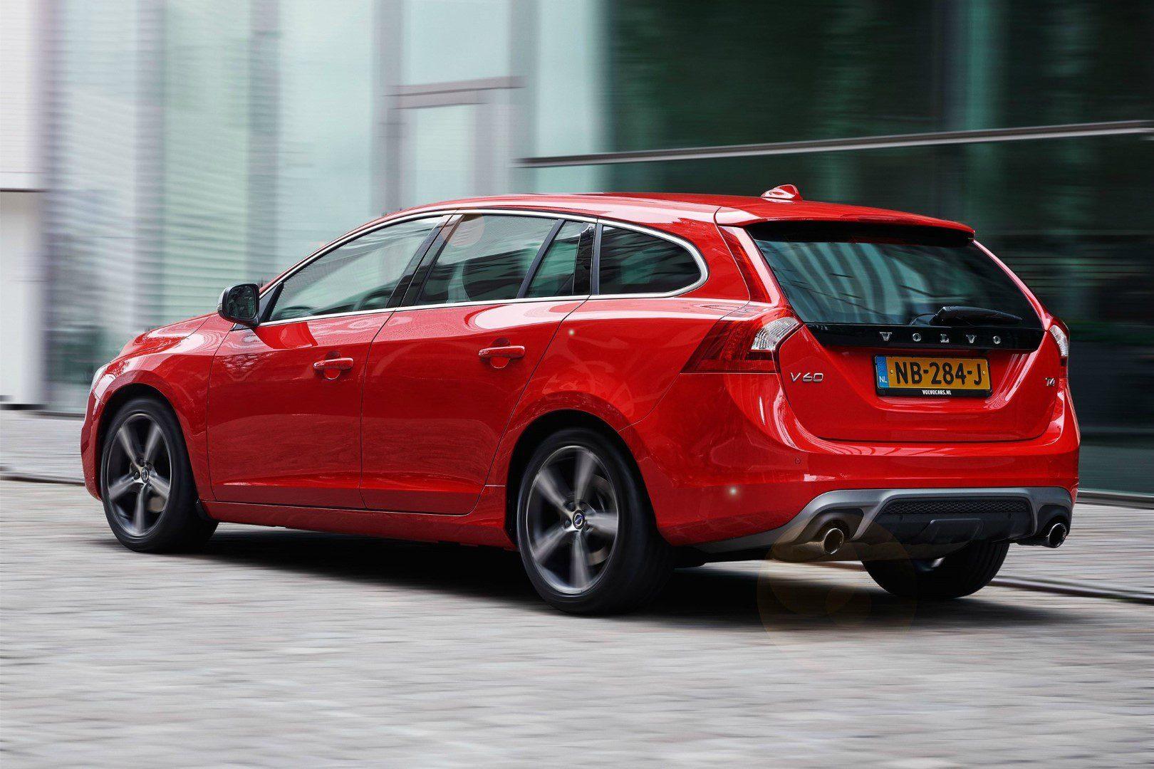Volvo Introduceert V60 Business Sport Dagelijksauto Nl