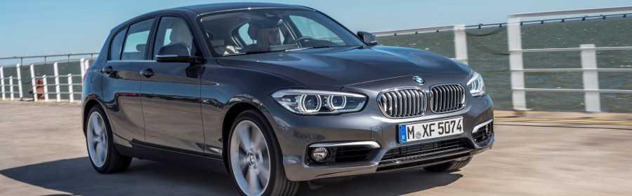 BMW 1 Serie 2015