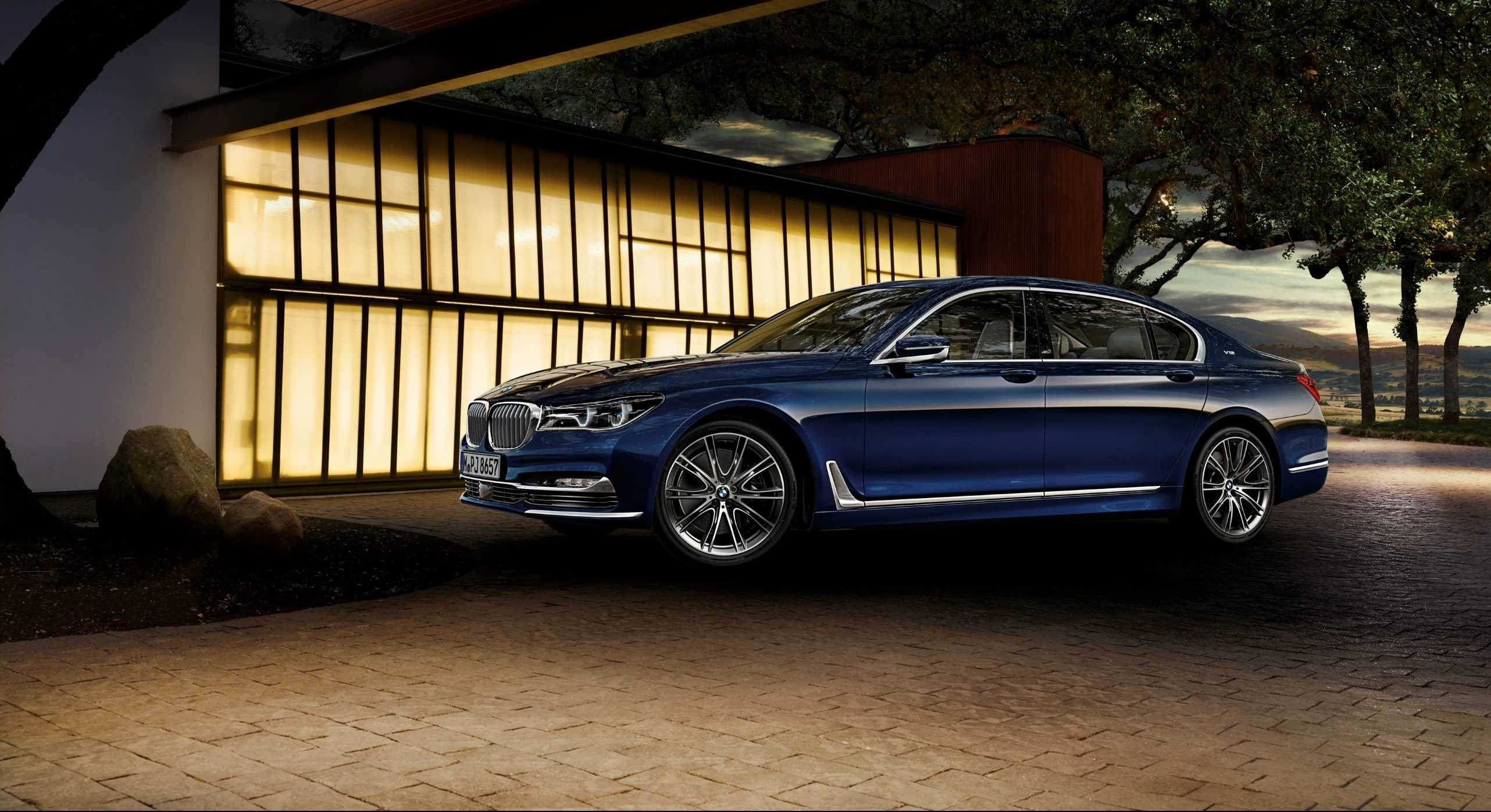 BMW 7 Serie The Next 100 Years 2016