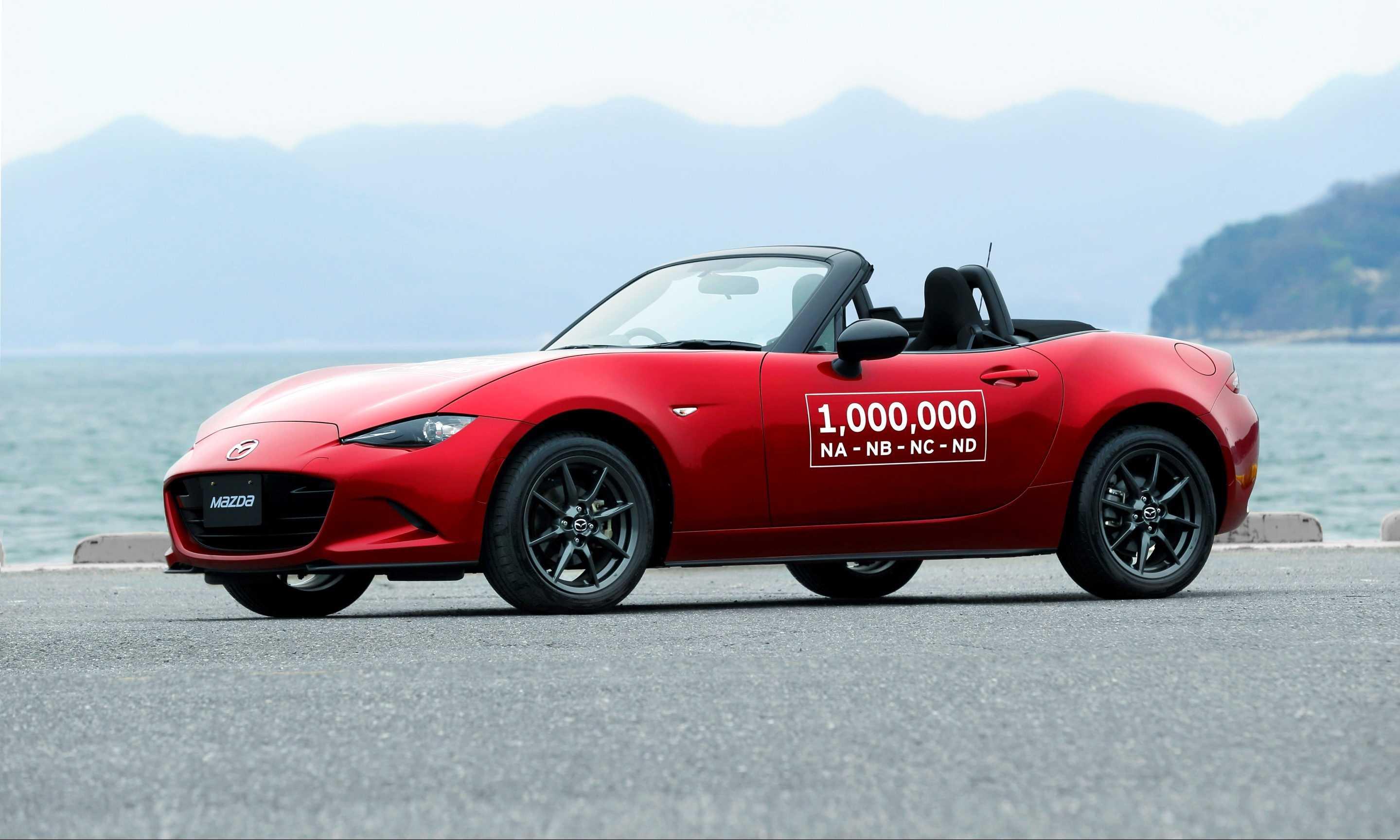 Eén miljoenste Mazda MX-5 2016