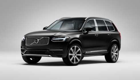 Volvo XC90 Excellence 2016