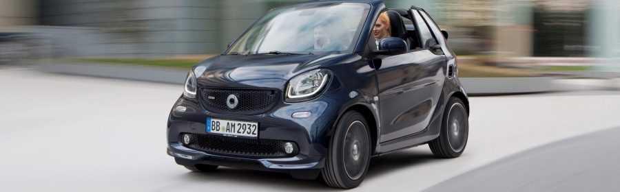smart Brabus fortwo cabrio 2016