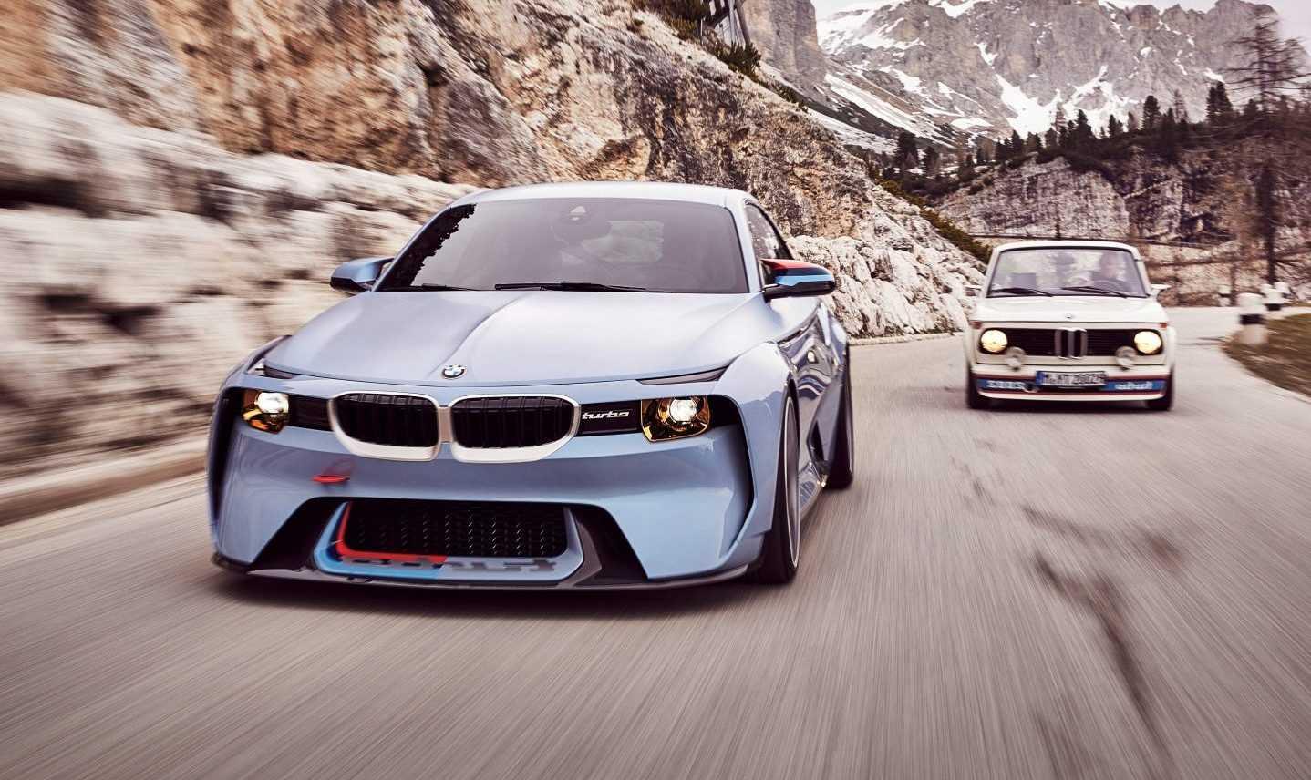 BMW 2002 Hommage 2016