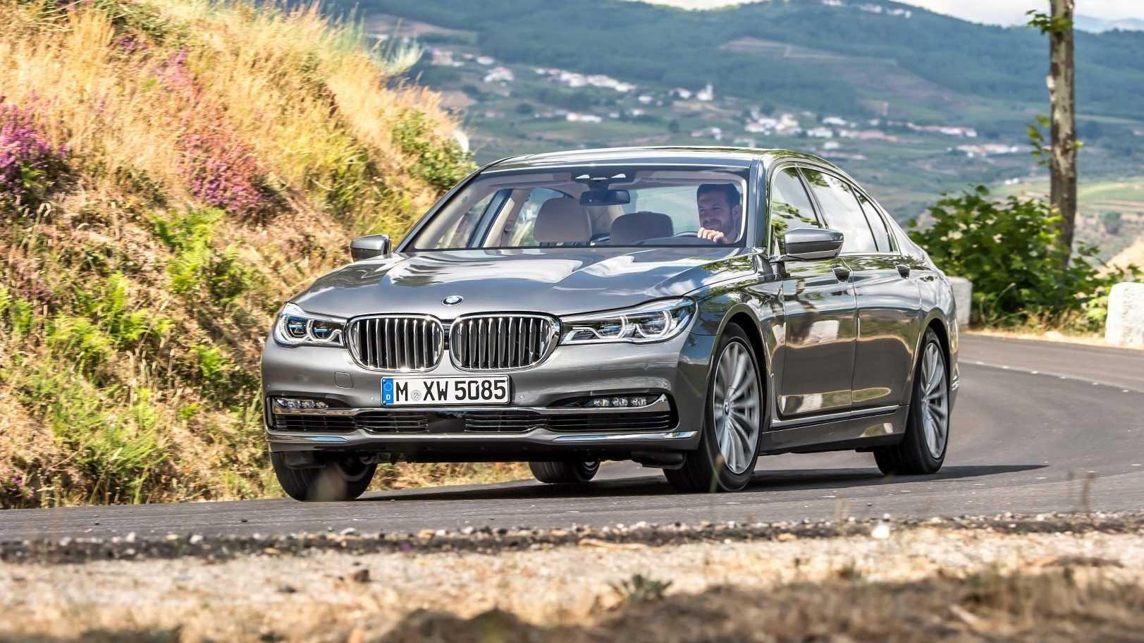 BMW 7 Serie 2016