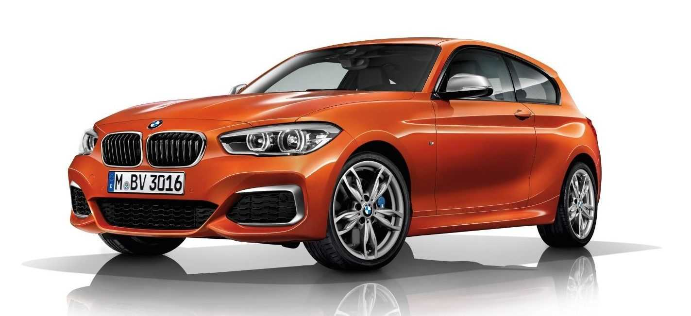 BMW M140i driedeurs 2016