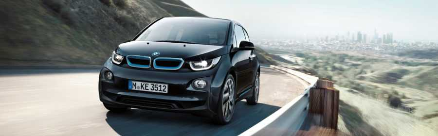 BMW i3 94 Ah 2016