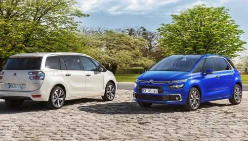 Citroën (Grand) C4 Picasso 2016