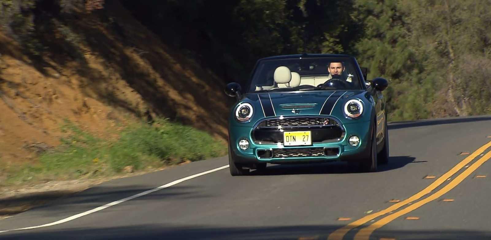 Mini Cooper S Cabrio 2016