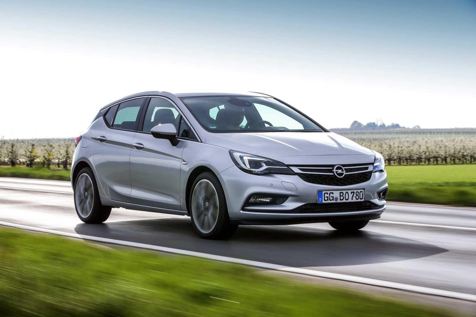 Opel Astra 1.6 BiTurbo Diesel 2016