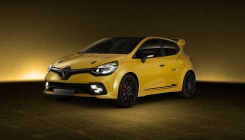 Renault Clio R.S.16 2016