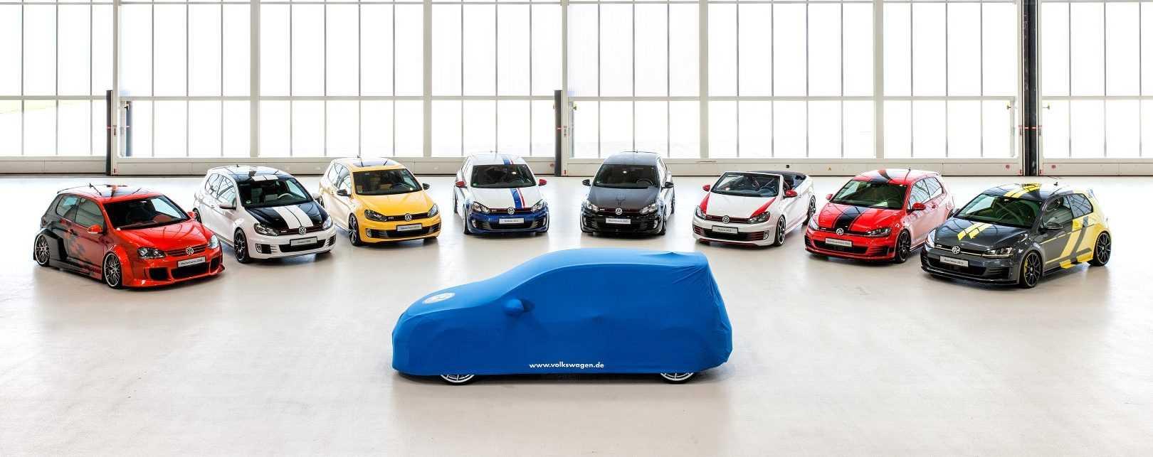 Volkswagen GTI-Treffen 2016