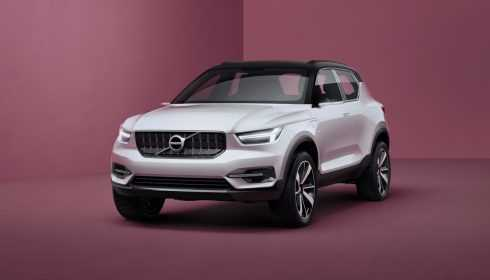 Volvo Concept 40.1 2016